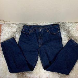 Men's Levi Strauss Original Riveted Jeans